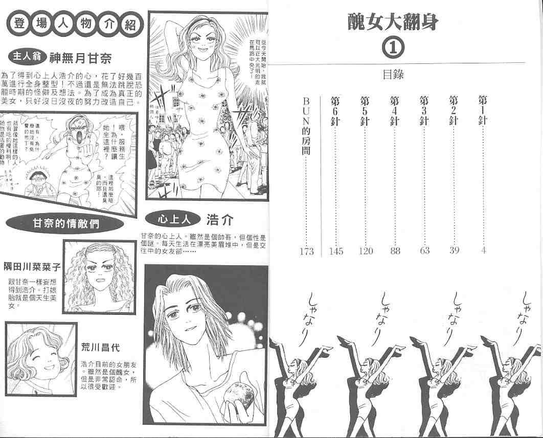 丑女大翻身mp4下载_丑女大翻身漫画网盘资源下载